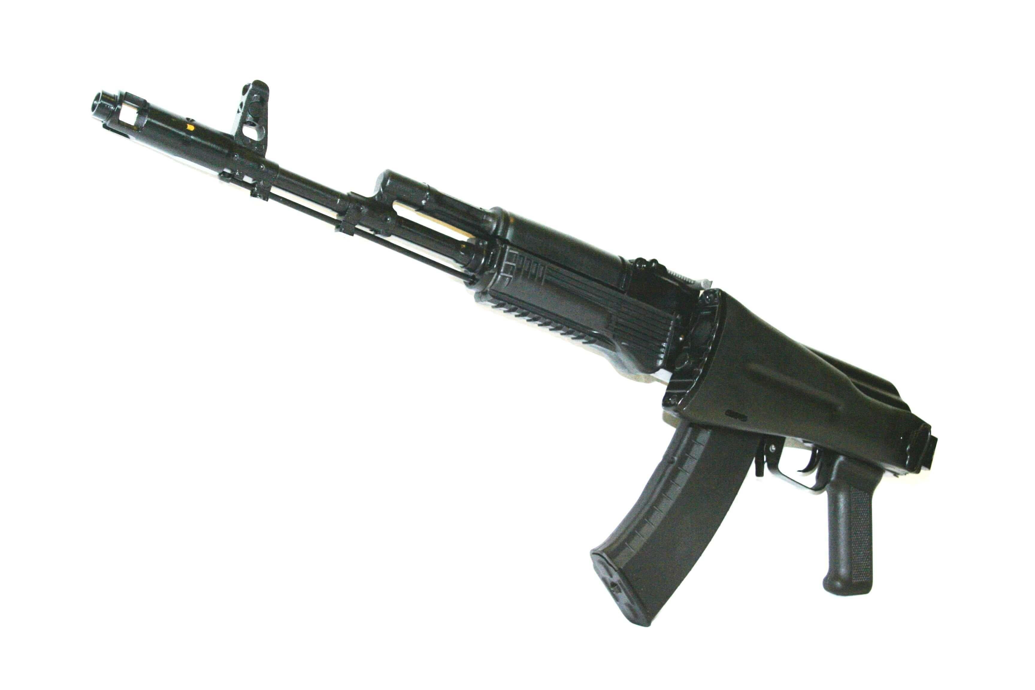 Охолощенный автомат Калашникова ОС-АК74М (5,45х39 ИЖ-161 КОМ)