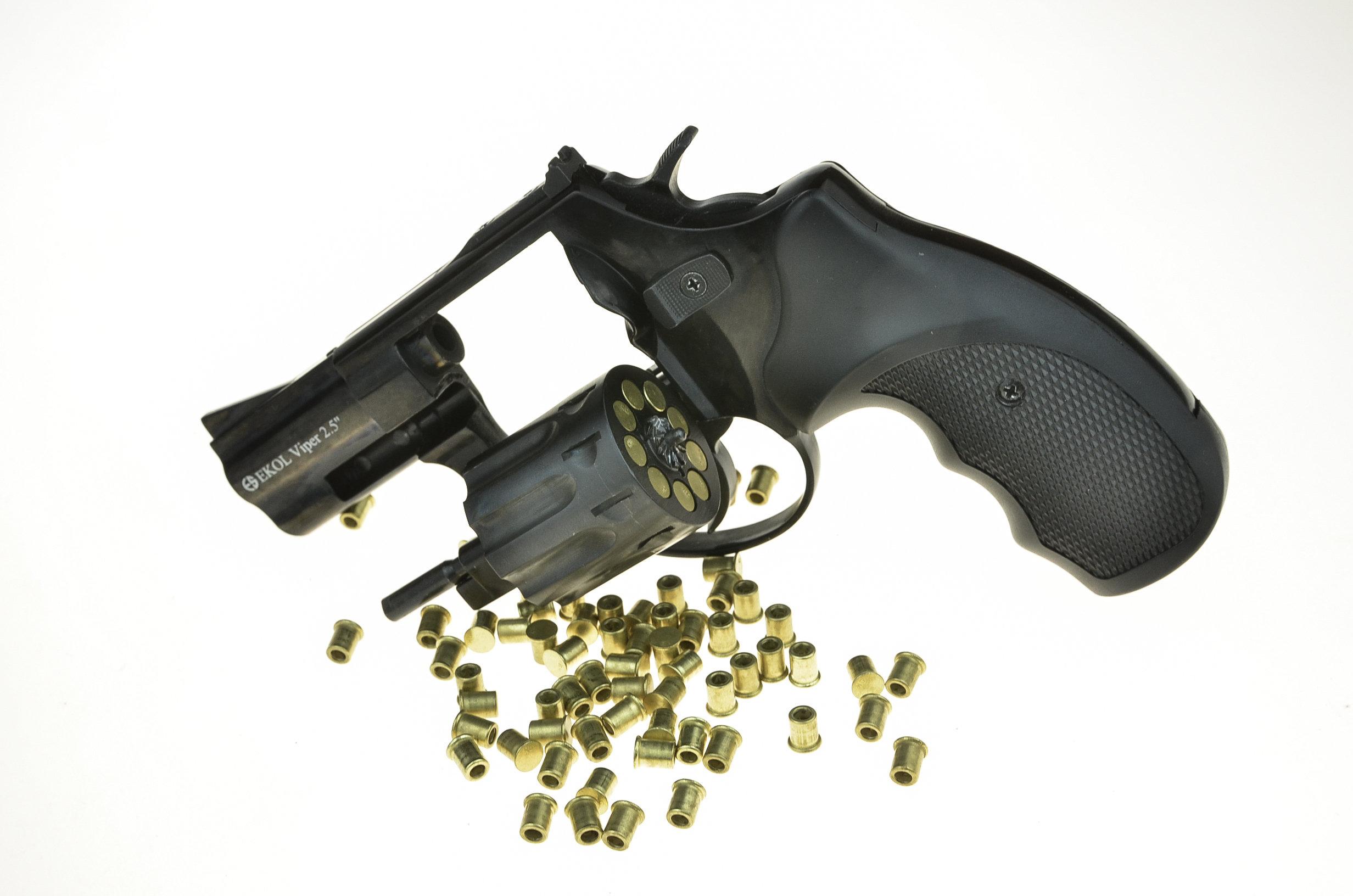 Револьвер сигнальный Ekol Viper (5,6 мм Жевело)