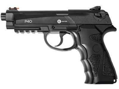 Пистолет Gunter P40