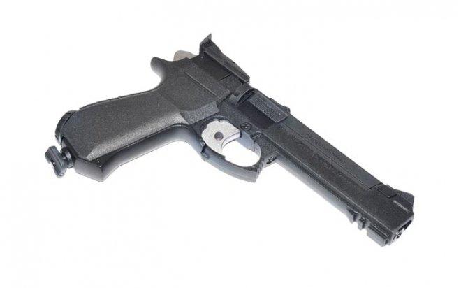 Пистолет Байкал MP-651К