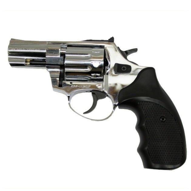 Револьвер сигнальный Ekol Viper Хром (5,6 мм Жевело) 02313