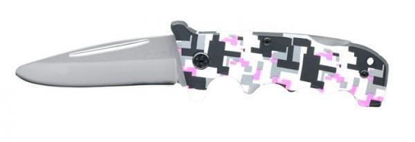 Нож складной Walther Junior (розовый)