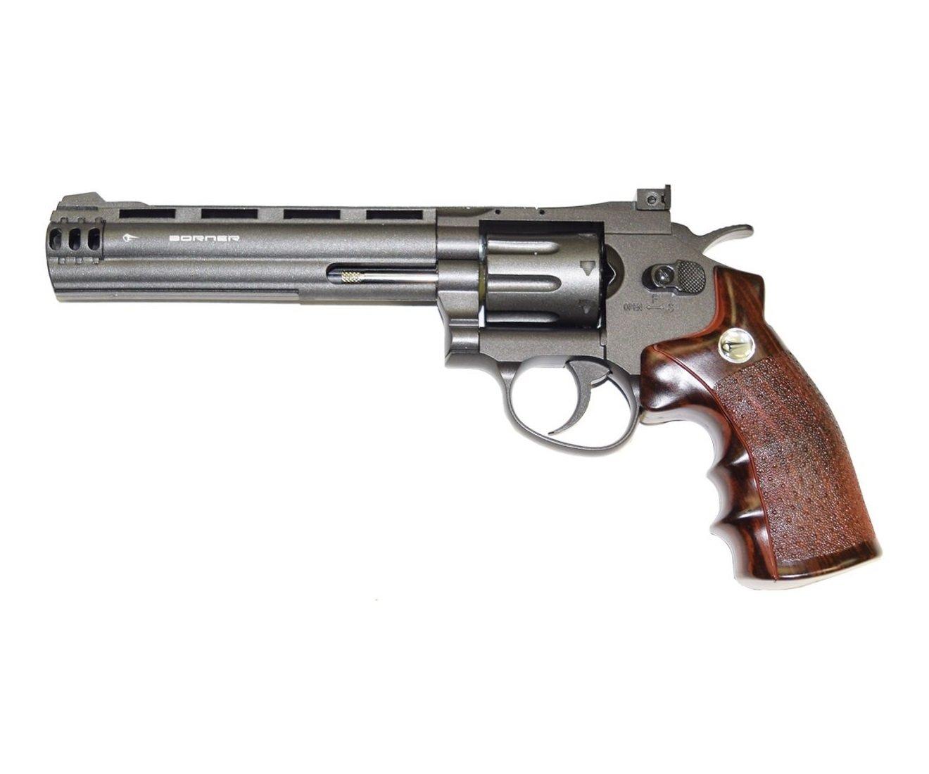 Револьвер Borner Sport 704 00610