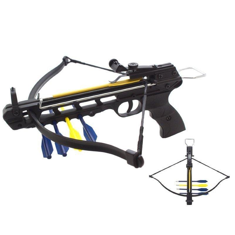 Арбалет-пистолет Man Kung MK-50A2/5PL
