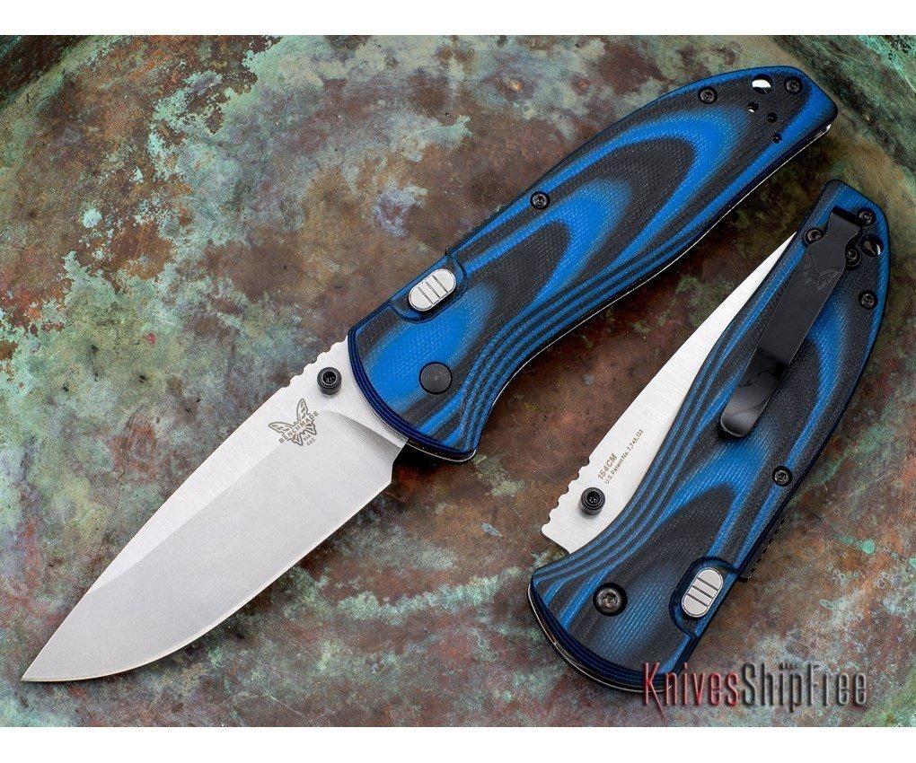 Нож складной Benchmade Xas, Thumb Stud