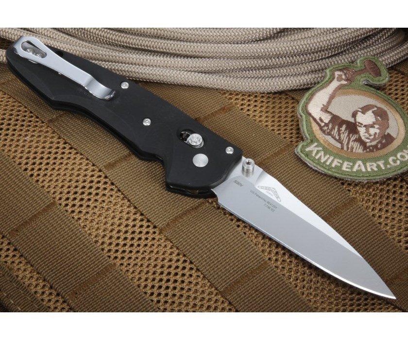 Нож складной Benchmade Emissary, черная рукоять
