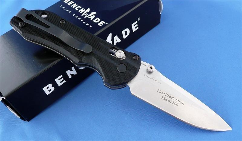 Нож складной Benchmade 903 MINI-STRYKER
