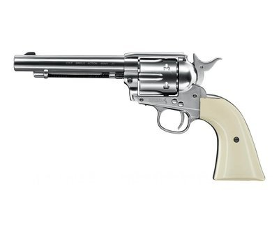 Револьвер Umarex Colt Single Action Army (SAA) .45 Nickel, пулевой (5,5