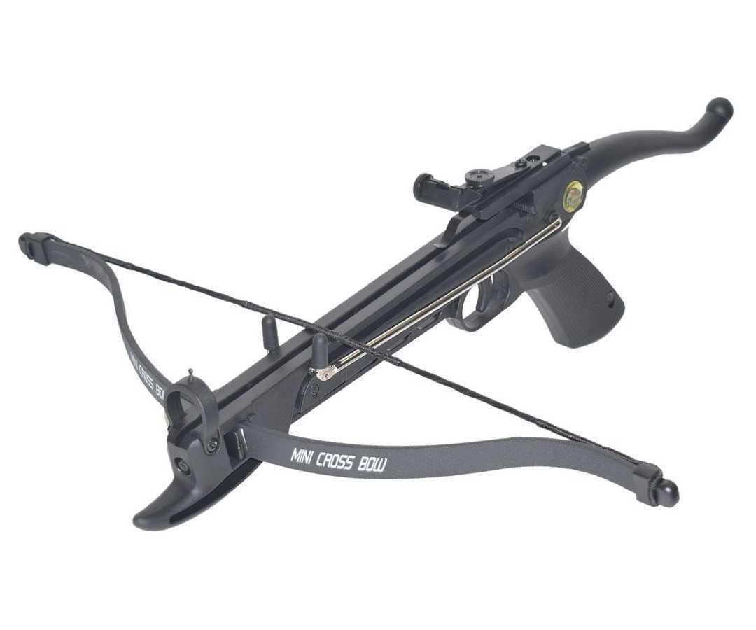 Арбалет-пистолет Man Kung MK-80A4PL 02440