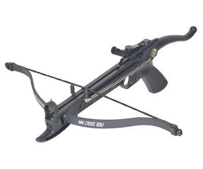 Арбалет-пистолет Man Kung MK-80A4PL