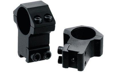 Кольца Leapers 25,4 мм для установки на призму 10-12 мм, высокие