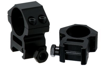 Кольца Leapers 25,4 мм на WEAVER, STM, средние