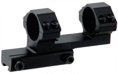 Кронштейн LEAPERS AccuShot 25,4 мм вынос 38мм на 11 мм,средний