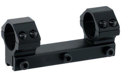 Кронштейн LEAPERS AccuShot 30 мм, для установки на призму 10-12мм, средний