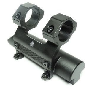 Крышка ствольной коробки СКС с кольцами 26 мм LEAPERS