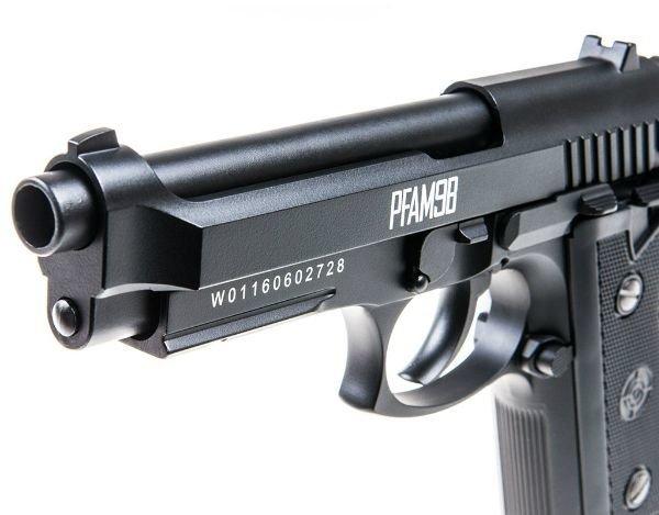 Пистолет Crosman PFAM9B