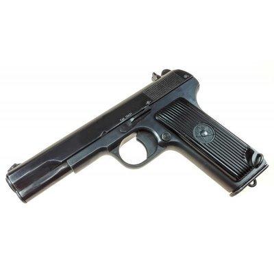 Охолощенный пистолет Tokarev-CO, 10х31 (пластиковые накладки)
