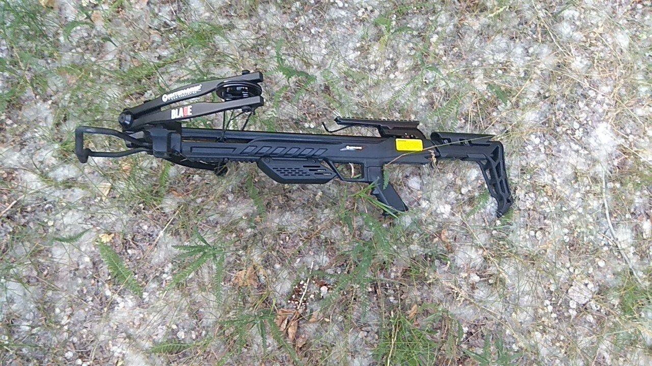 Арбалет блочный Blade 345 (черный, без комплектации)