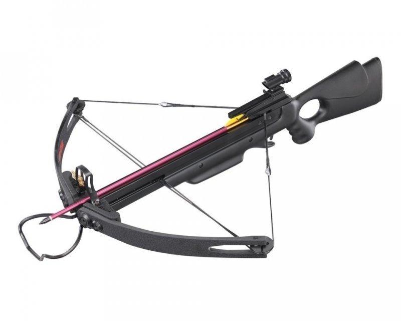 Арбалет Man Kung MK-250 (черный) 02505