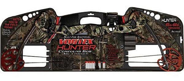 Лук блочный Barnett Vortex Hunter PKG