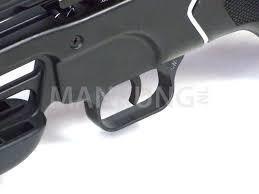 Арбалет Man Kung MK-150A2 (черный, рамка)
