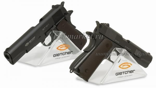 Пистолет Gletcher CLT1911
