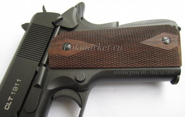 Пистолет Gletcher CLT 1911