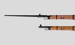 сравнение с M1891