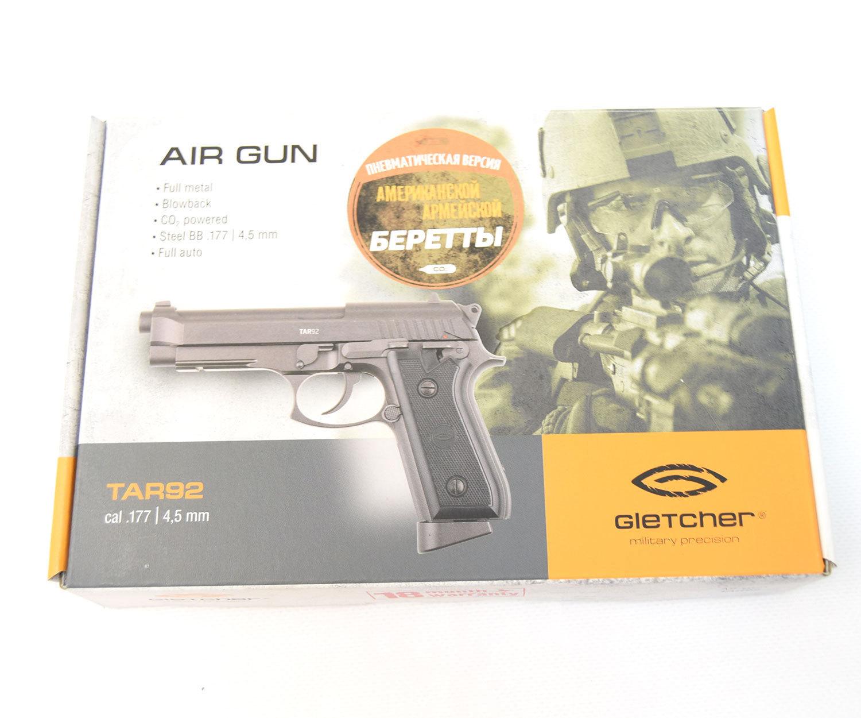 Пистолет Gletcher TAR92 Auto