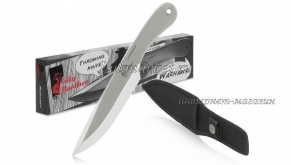 Нож метательный City Brother 1102 Hellcat