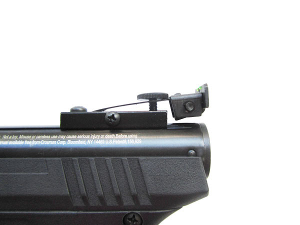 Пистолет Crosman Benjamin Trail NP