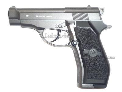 Пистолет Borner M84