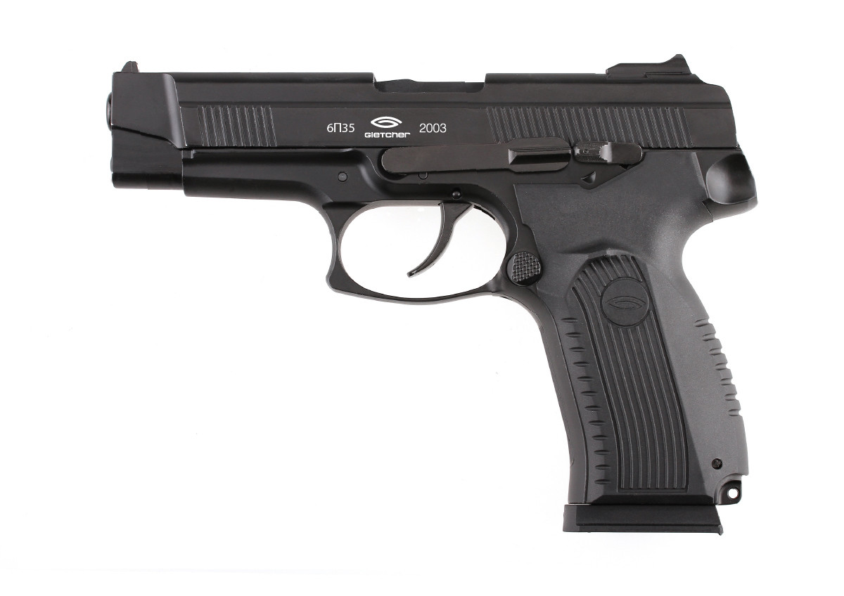 Пистолет Gletcher Grach-A Air-Soft