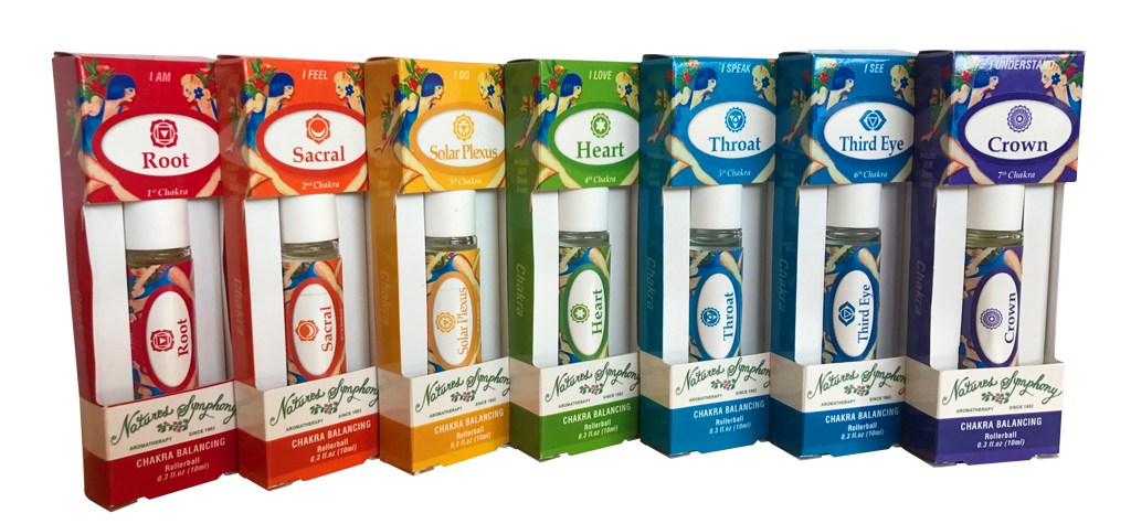 Chakra Gift Set (7 items)