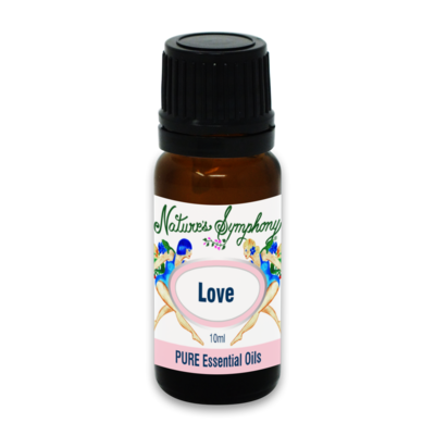 Love, Ambiance Diffusion blend - 10ml