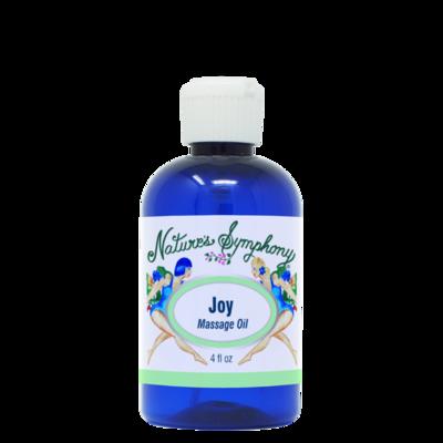 Joy, Massage Oil - 4 fl. oz. (118ml)