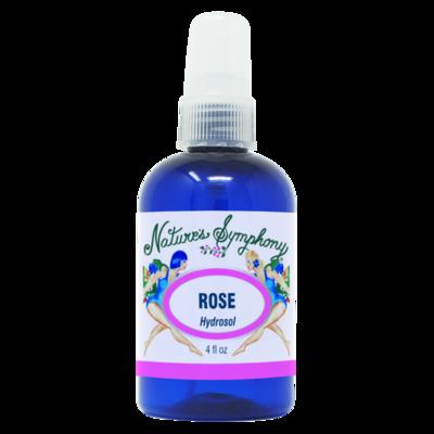 Rose, Hydrosol - 4 fl. oz. (118ml)