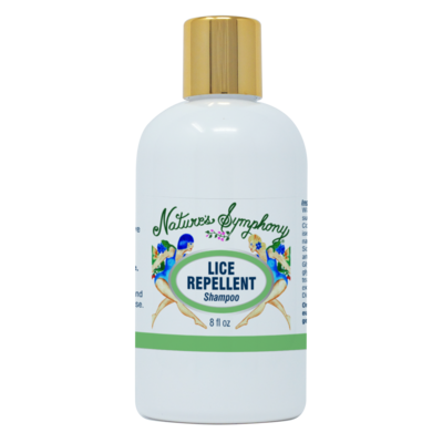 Lice Repellent, Organic Shampoo - 8 fl. oz. (236ml)