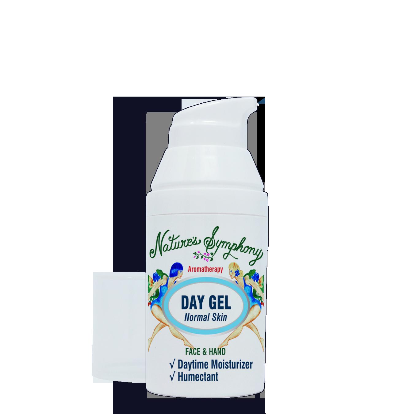 Organic - Day Gel, Normal Skin - 1 fl. oz. (30ml)