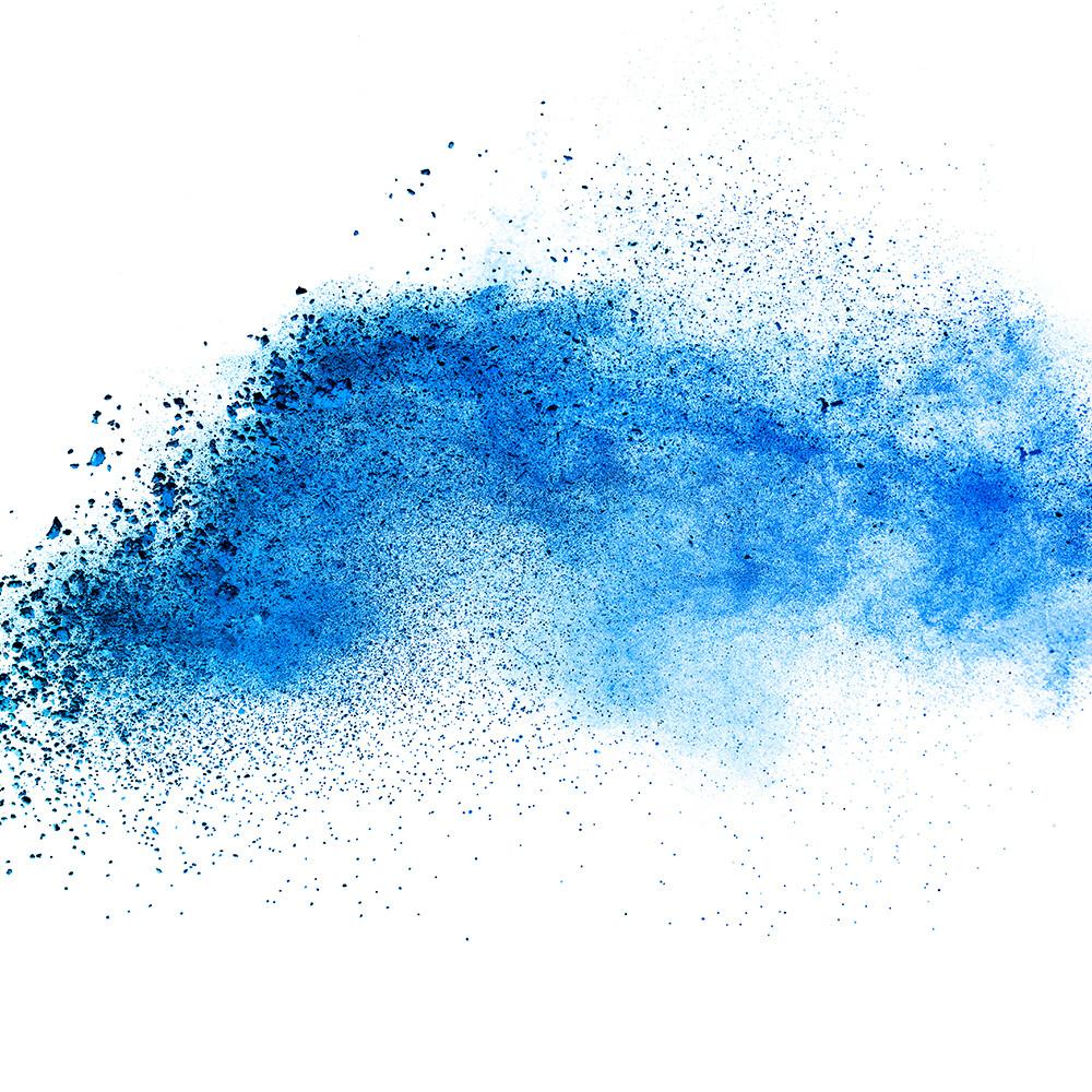 Пудра Coloreat Голубая спирулина (10г)