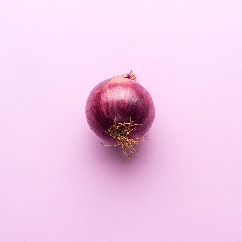 Лук репка красный (1 кг.)