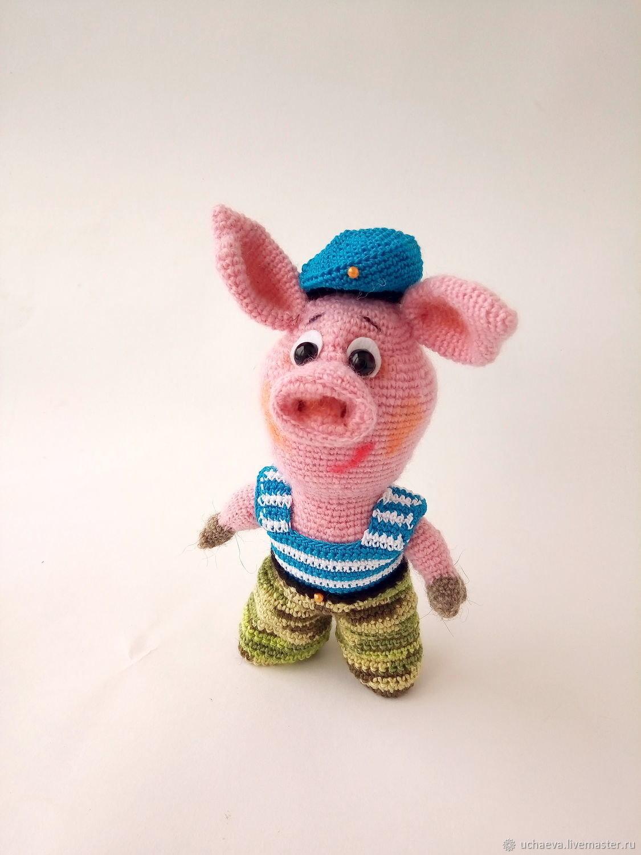 Ravelry: Roly Poly Piggy Pig Amigurumi pattern by Deja Joy | 1500x1125