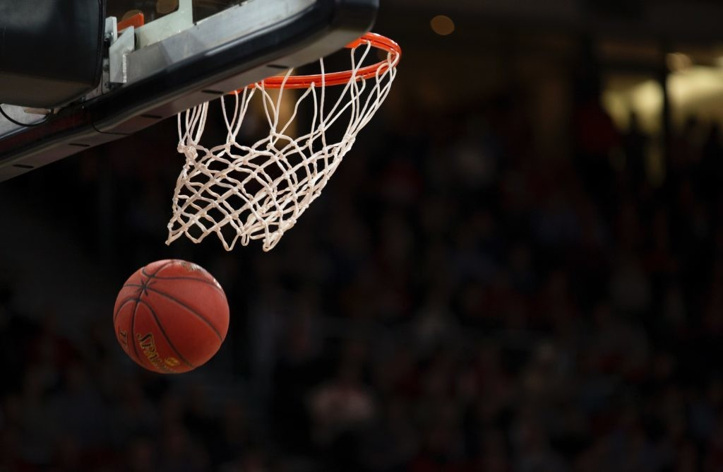 August 5-8, 2019 Basketball Clinic (Monday -Thursday)