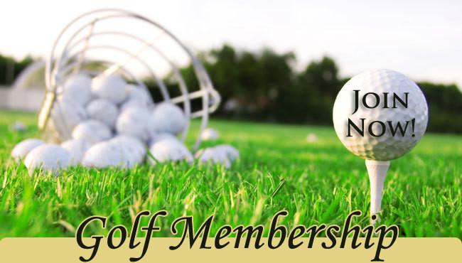 Golf - 55+ Membership