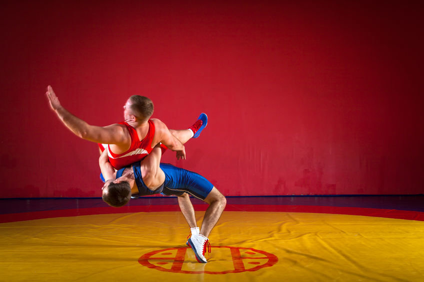 Wrestling Training - Spring Session 1 00012
