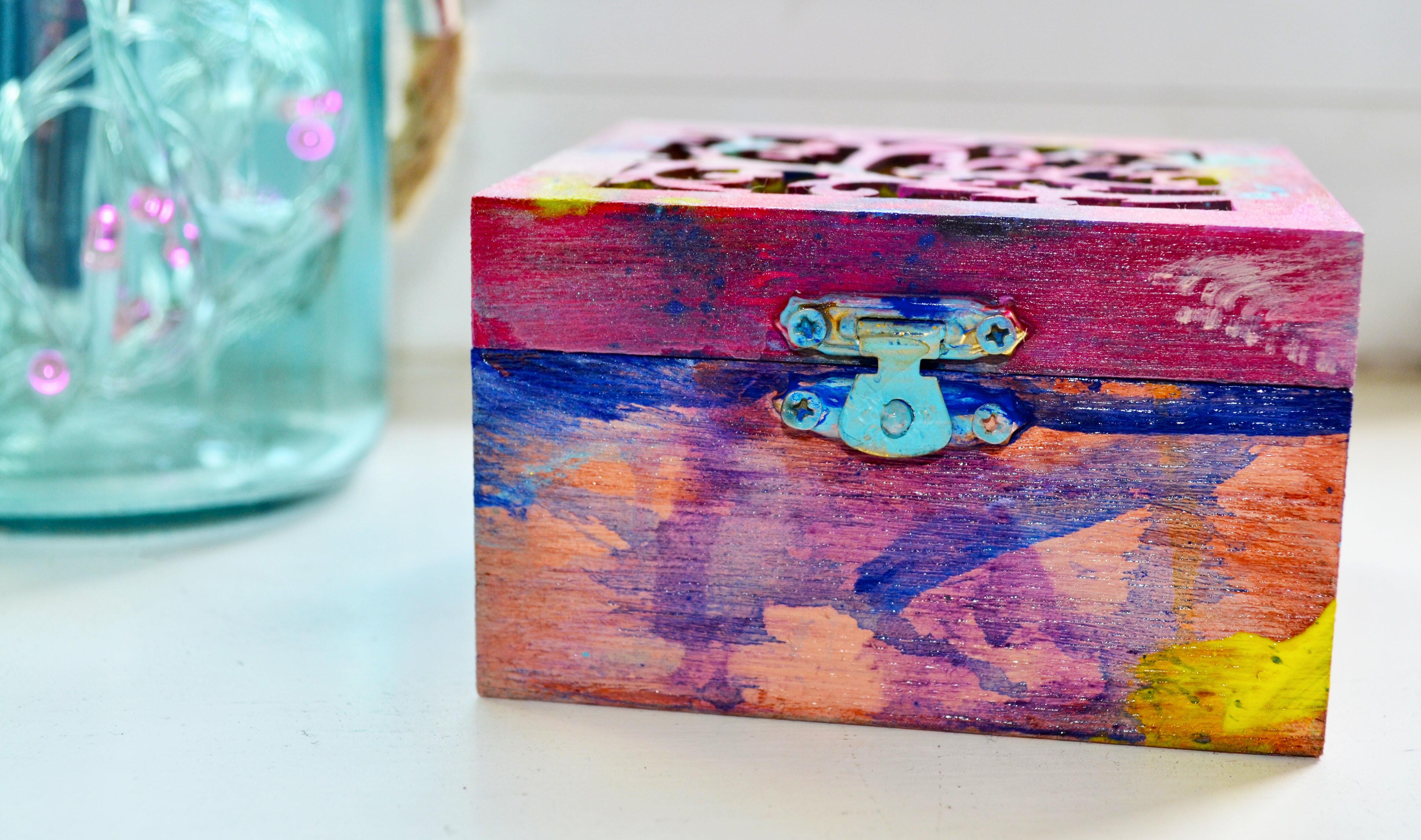 Splash box (Burgundy) BRIONI04