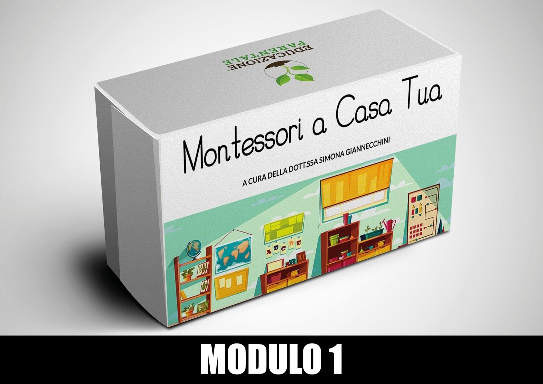 Video Corso Montessori a Casa Tua - 1