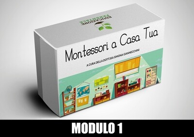 Video Corso Montessori a Casa Tua - 1