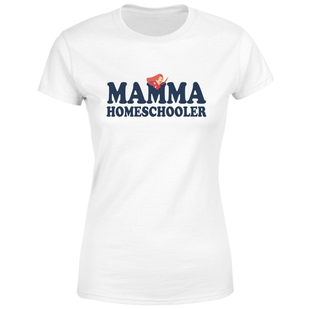 Tshirt MAMMA HOMESCHOOLER