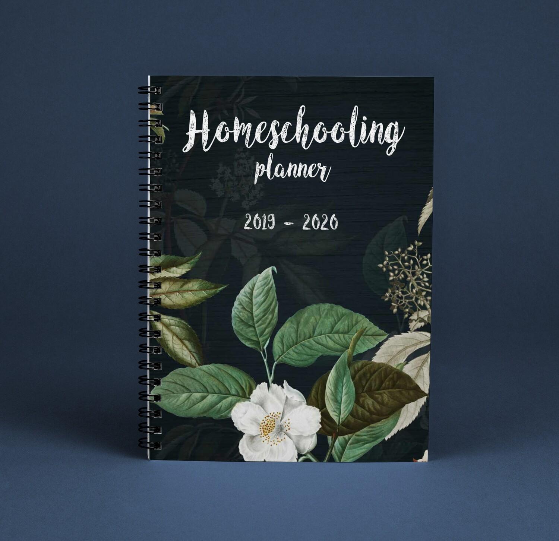 Homeschooling Planner